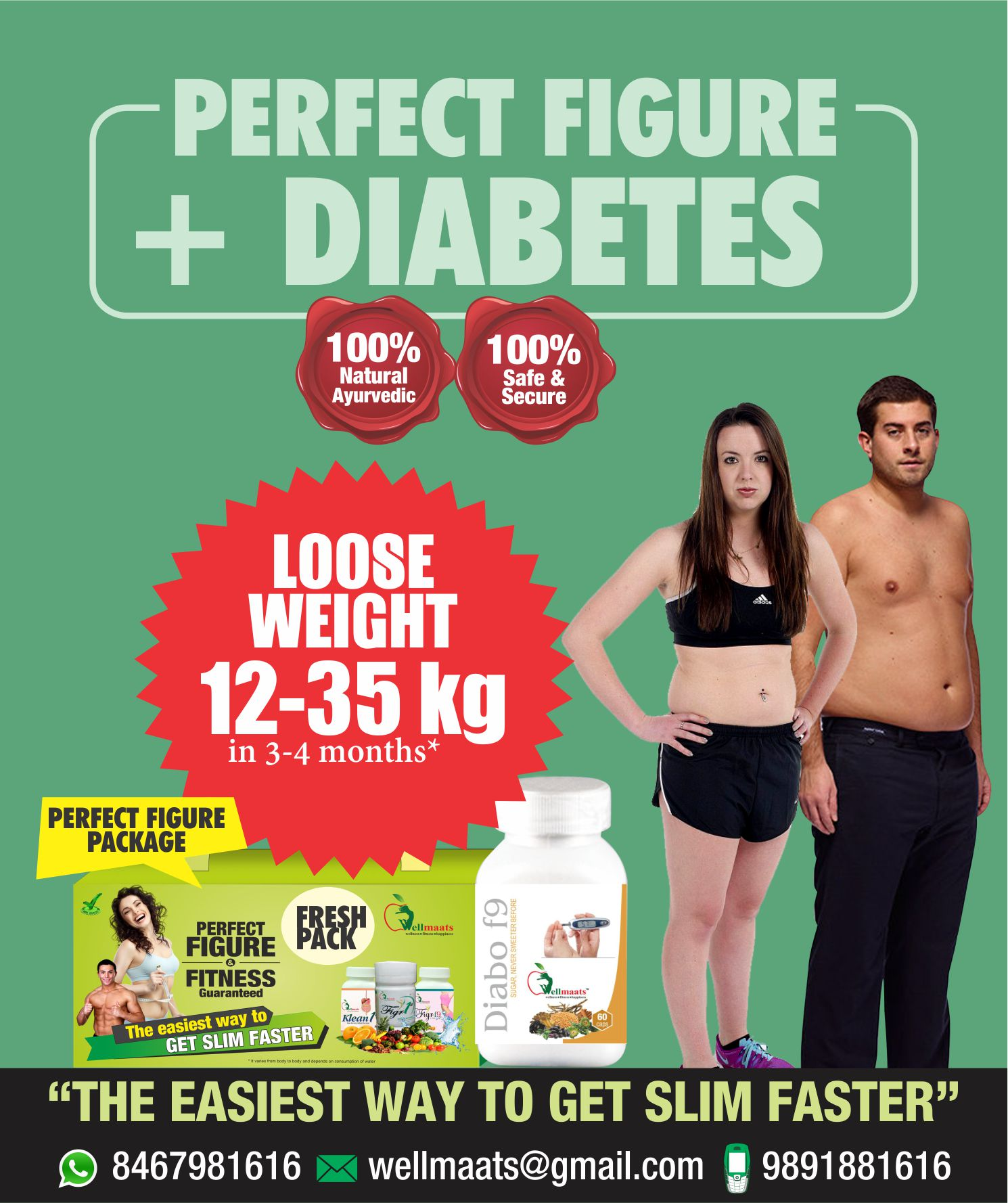 Perfect Figure (Diabetes)